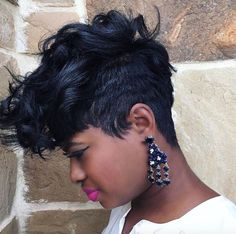 Dope cut @khimandi - http://community.blackhairinformation.com/hairstyle-gallery/short-haircuts/dope-cut-khimandi/