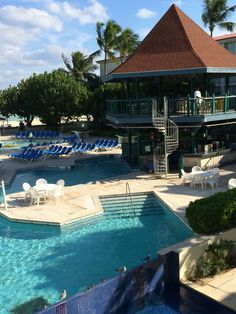 Breezes is also a great place for a girls or guys getaway.