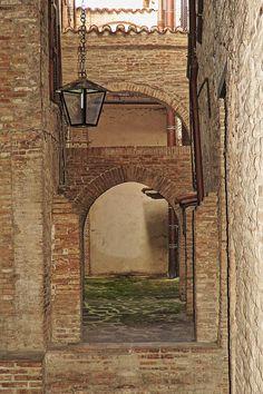 Fabriano, Marche, Italy - Arc