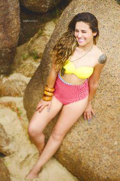 Girl, Beach, Floripa, Summer