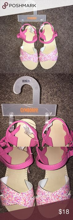 Gymboree Fruit Punch sandals size 11 New with tags size 11 Gymboree Shoes Sandals & Flip Flops