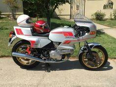 1982 Ducati 600S Pantah Italian Cafe, Classic Italian, Ducati Pantah, Cafe Racers, Custom Bikes, Cars And Motorcycles, Motorbikes, Retro, Nice