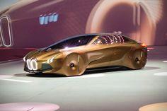 BMW Vision Next 100 Electric Concept Car