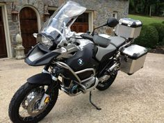 2008 BMW R1200GS Dual Sport , gray, 2,000 miles for sale in Chattanooga, TN