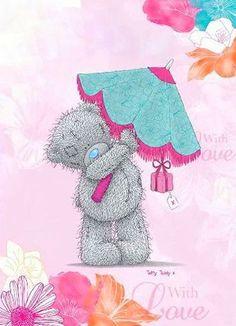April Showers ♡ Tatty Teddy tjn