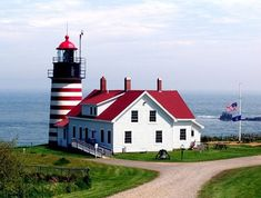West Quaddy Head in Lubec, Maine