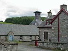 Mortlach Distillery.