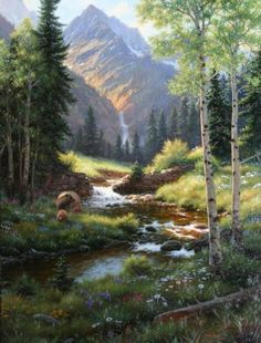 'A Quiet Place' by Mark Keathley