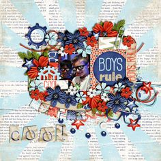 The Digichick :: Collections :: All About Boys: The Collection by LDrag Designs