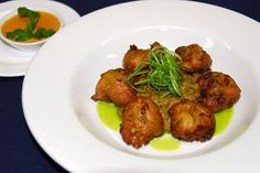 Princess Cruise Line Recipe of the Month~Vegetable Fritters and Lentil Stew.  Can't wait to make this!!!