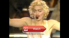 Madonna Express Yourself 1 live clip