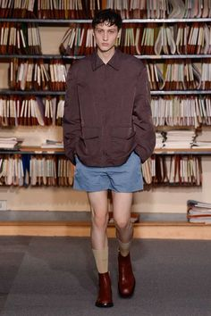 Dries Van Noten Spring 2018 Menswear Fashion Show Collection