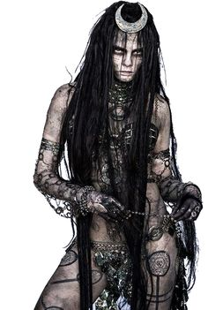 Curated by 🖤 FUN * Cosplay * DC Comics * Enchantress * Suicide Squad * Halloween Costume * Ideas & Inspiration * Enchantress Cosplay, The Enchantress, Enchantress Dc Comics, Cara Delevingne, Maquillage Halloween, Halloween Makeup, Halloween Costumes, Halloween Halloween, Halloween Disfraces