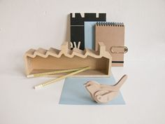 'BOX FACTORIES' OSLO with stationary by Haidée Drew