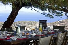 Villa Sifnos is a luxury villa rental with pool and sea view in Greece located in Sifnos Island, the (alleged) birthplace of Apollo and a lovely green Cycladic island Holiday Rentals, Luxury Villa Rentals, The Old Days, Luxury Holidays, Apollo, The Locals, Crowns, Islands, Families