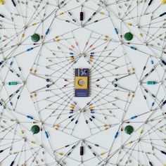 Technological Mandalas Made from Soldered electronic Components | Recyclart