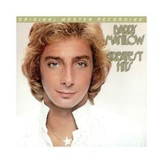 BARRY MANILOW - BARRY MANILOW'S GREATEST HITS (NUMBERED LIMITED EDITION 180G Vinyl 2LP)