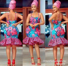 Super Ankara Gown Styles For Super Fashionistas-See Gown Styles African Dresses For Kids, African Fashion Ankara, Latest African Fashion Dresses, African Dresses For Women, African Print Dresses, African Print Fashion, African Attire, African Clothes, Beautiful Dresses For Women