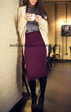 dark violet shirt * Zara