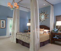 Transitional Master Bedroom transitional-bedroom