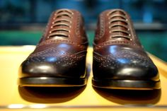 The beautiful and the brogued: Tod's menswear