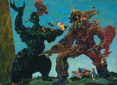 Max Ernst: The Barbarians (1999.363.21) | Heilbrunn Timeline of Art History | The Metropolitan Museum of Art