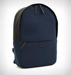 "RAINS Mesh 13"" Laptop Backpack - Navy - Rushfaster.com.au Australia"