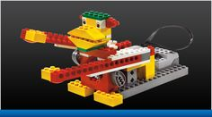 Intro to Lego WeDo in the classroom