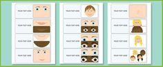 kaarten gezicht om zelf tekst op te zetten of te gebruiken als stempelkaart