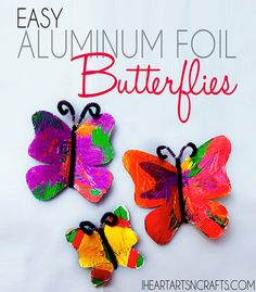 263 Best Butterfly Arts And Crafts For Kids Images Butterflies
