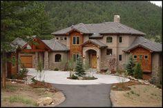 Colorado Mountain Home>>>> Dream Home