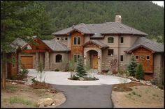 Colorado Mountain Home>>>> Dream Home