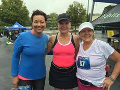 RB Ambassador, Sandra, post 15K with her Buddy Pouch!