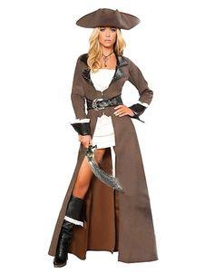pirata disfraz mujer pantalon - Buscar con Google