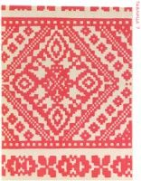 Karelian embroidery (Gallery.ru) Russian Embroidery, Marimekko, Fabric Design, Stitch Patterns, Needlework, Textiles, Knitting, Finland, Inspiration