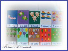 ALFABETIZAÇÃO CEFAPRO DE PONTES E LACERDA : Cartazes de Matemática