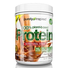 Best New Protein Supplements | Purely Inspired 100% Plant-Based Protein
