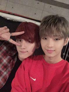 Woosung & Sangho    161025