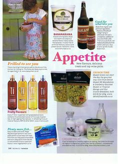 Homestyle Magazine. September 2011.