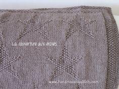 patron tricot etoile