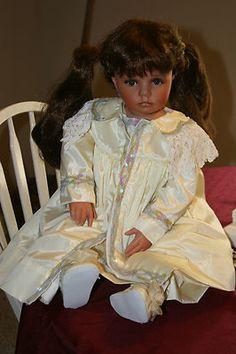 Donna RuBert Porcelain Doll Kellie