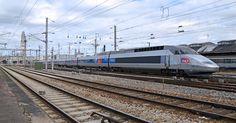 TGV Atlantique N°403 sur Amiens