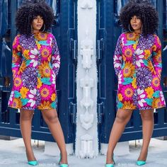 See Beautiful Ankara Gowns 2018 Ladies Have Started Slaying.See Beautiful Ankara Gowns 2018 Ladies Have Started Slaying African Men Fashion, African Fashion Dresses, African Attire, African Wear, African Women, Ankara Fashion, African Style, Women's Fashion, African Clothes