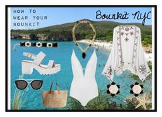 How to wear your Bounkit by bounkitnyc on Polyvore featuring Zimmermann and CÉLINE