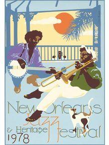 New Orleans Jazz Fest 1978