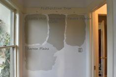 Benjamin Moore Barren Plain, Benjamin Moore Light Pewter, Benjamin Moore Paint, Benjamin Moore Colors, Best Paint Colors, Paint Colors For Home, Wall Colors, Color Paints, Paint Colours
