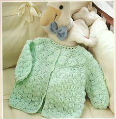 El mundo del crochet.: CHAMBRITA ROCOCÓ