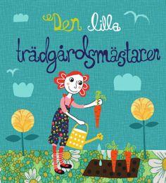 Little-gardener-illustration Anna Berger