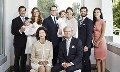 Lief: Zweedse royals blikken terug op babyrijk 2016  | Beau Monde