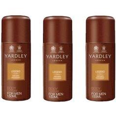 Yardley Summer Sale:  Yardley Legend Deodorant Spray - 450 ml  link: http://www.giftstrend.com/yardley-legend-deodorant-spray-450-ml.html